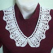 Аксессуары handmade. Livemaster - original item Lace collar No. №3. Handmade.