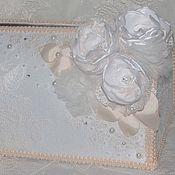 Свадебный салон ручной работы. Ярмарка Мастеров - ручная работа Сундучок для свадьбы. Handmade.