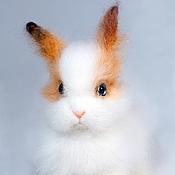 Куклы и игрушки handmade. Livemaster - original item Rabbit felt