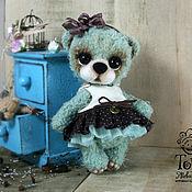 Куклы и игрушки handmade. Livemaster - original item Mint Teddy bear Nosecka 2. Handmade.