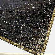 Фен-шуй и эзотерика handmade. Livemaster - original item Tablecloth for divination 51h51 cm with print. Handmade.
