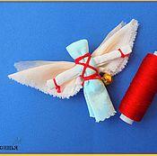 Куклы и игрушки ручной работы. Ярмарка Мастеров - ручная работа Кувадка-ангел. Handmade.