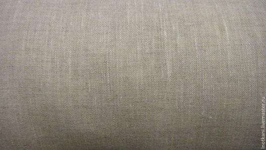Шитье ручной работы. Ярмарка Мастеров - ручная работа. Купить Лён 100% натуральный меланжевый пл.120гр./м2. Handmade.