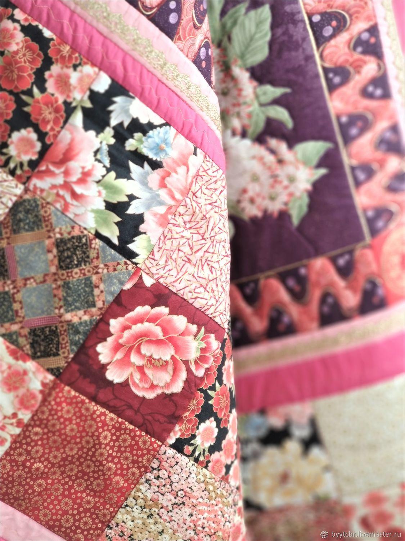 Лоскутное одеяло ВАЙКИКИ лоскутное покрывало, Одеяла, Москва,  Фото №1
