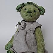 Куклы и игрушки ручной работы. Ярмарка Мастеров - ручная работа Мишка Груня. Handmade.