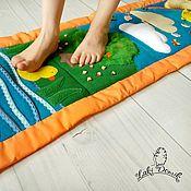 Куклы и игрушки handmade. Livemaster - original item Massage track. Handmade.