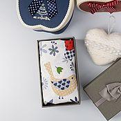 Мужская одежда handmade. Livemaster - original item Briefs for men. Funny gift. Birds are blue. Handmade.