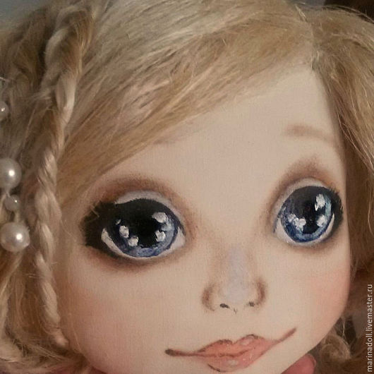 Коллекционные куклы ручной работы. Ярмарка Мастеров - ручная работа. Купить Александра)). Handmade. Бордовый, подарок девушке