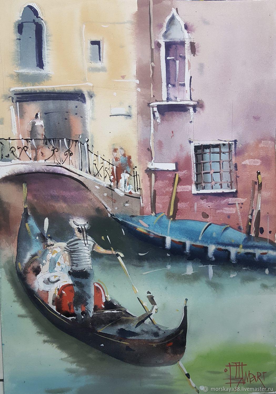 Венеция, Картины, Москва, Фото №1