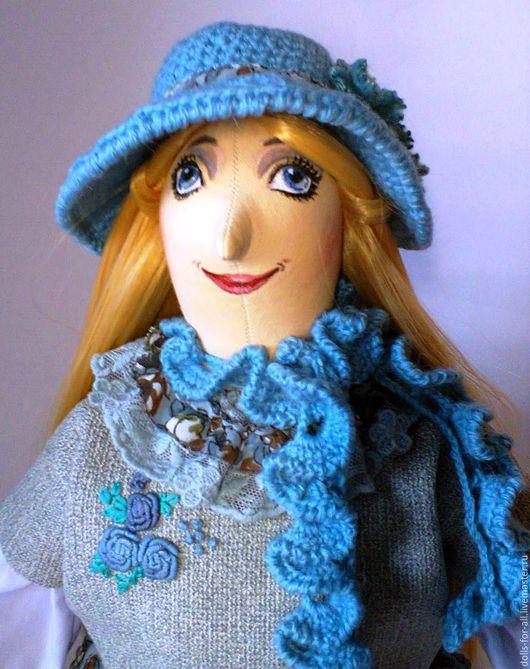 Конкордия Михайловна - добрейшей души кукла.