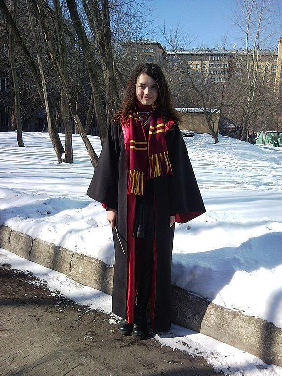 Гарри Поттер Гриффиндор герб