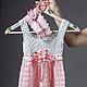 """Одежда для девочек, ручной работы. Ярмарка Мастеров - ручная работа. Купить Комплект """"Розаночка"""" платье + повязка. Handmade. Платье"""