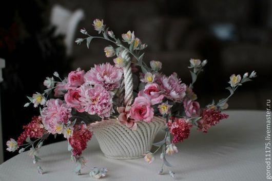 """Букеты ручной работы. Ярмарка Мастеров - ручная работа. Купить Букет """" Сны в розовом саду"""". Handmade. Подарок девушке"""