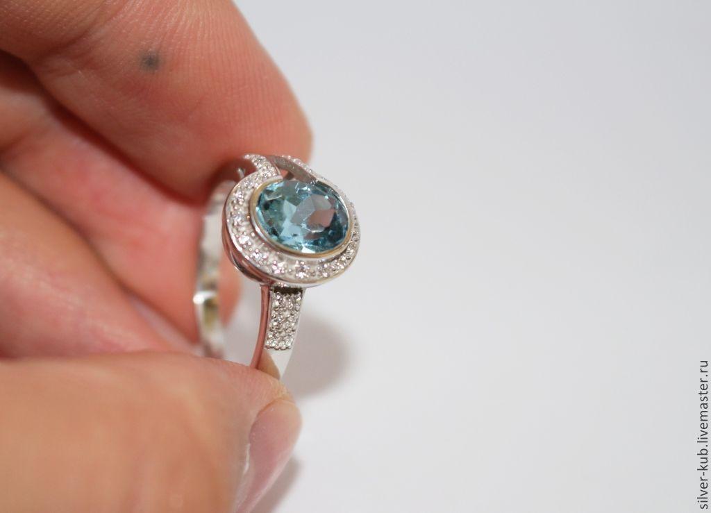 Как почистить кольца с камнями в домашних условиях