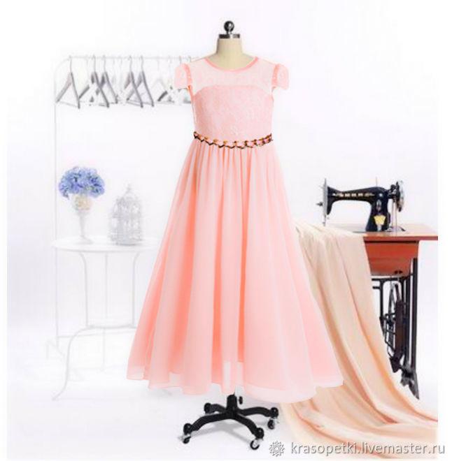 Розовое  платье, Платье, Москва,  Фото №1