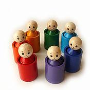 Куклы и игрушки handmade. Livemaster - original item sorter