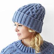 Аксессуары handmade. Livemaster - original item Knitted hat