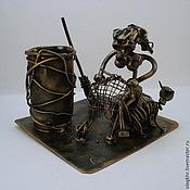 Сувениры и подарки handmade. Livemaster - original item the grandma-ezhka. Handmade.