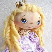 Куклы и игрушки ручной работы. Ярмарка Мастеров - ручная работа Маленькая принцесса Злата. Handmade.