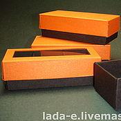 Сувениры и подарки handmade. Livemaster - original item Box individual sections. Handmade.