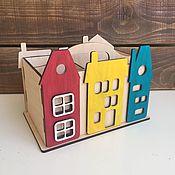 Для дома и интерьера handmade. Livemaster - original item Pencil Box