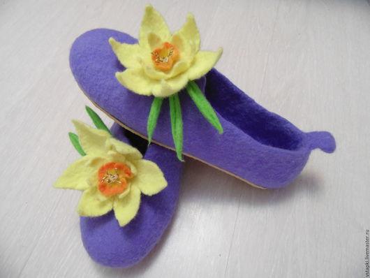 Тапочки Нарцисс