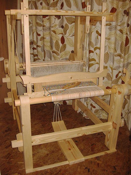 Другие виды рукоделия ручной работы. Ярмарка Мастеров - ручная работа. Купить Ткацкий стан двухремизный. Модель №2.. Handmade.