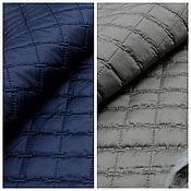 Материалы для творчества handmade. Livemaster - original item Fabric: DOUBLE-SIDED JACKET STITCH - ITALY2 COLORS. Handmade.