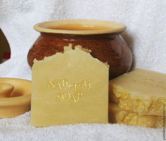 """Мыло ручной работы. Ярмарка Мастеров - ручная работа. Купить Натуральное мыло """"Пачули"""". Handmade. Желтый, мыло с нуля"""