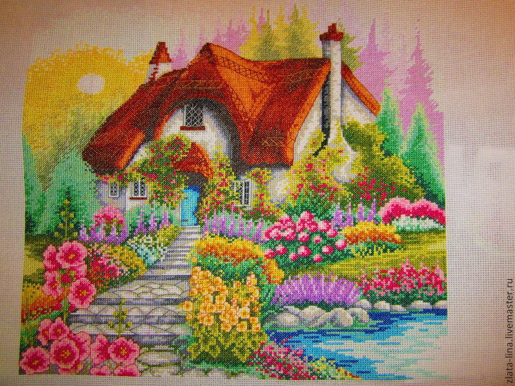 Маленький домик, Картины, Лев Толстой,  Фото №1