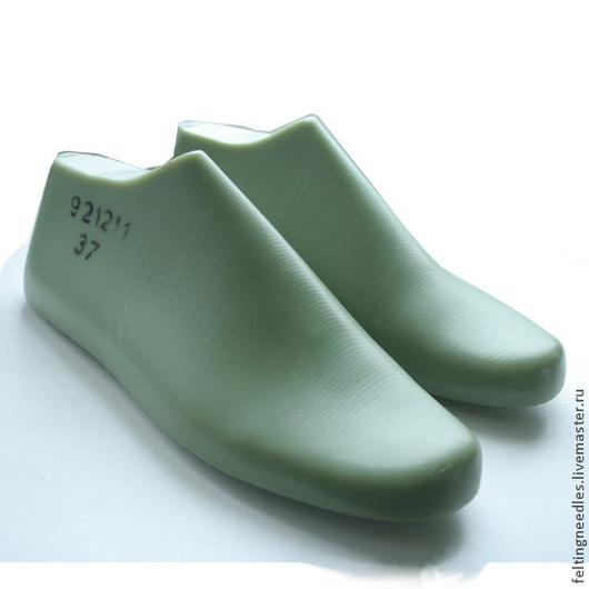 Колодки женские для валяной обуви