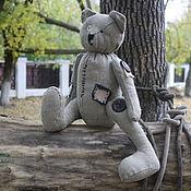 Куклы и игрушки ручной работы. Ярмарка Мастеров - ручная работа Чердачный Мишка для фотосессий и дружбы. Handmade.