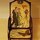 Кукольный дом ручной работы. Кресло-качалка «Звуки музыки». Irene Gromi (Teddy Art Boutique). Интернет-магазин Ярмарка Мастеров.