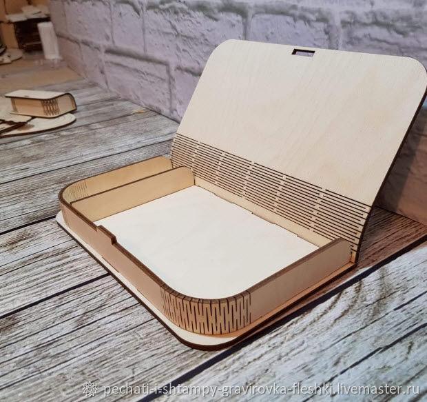Gift box with engraving, souvenir, Packing box, Barnaul,  Фото №1