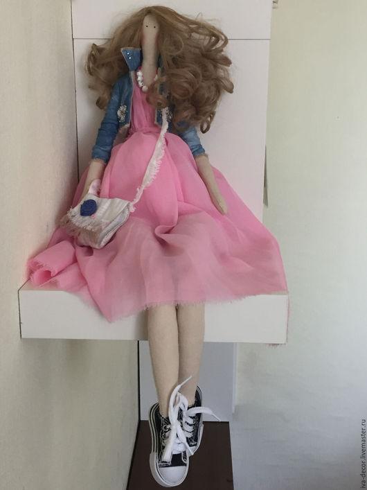 Куклы Тильды ручной работы. Ярмарка Мастеров - ручная работа. Купить Куклы Тильда, текстильная игрушка, Tilda, рост от 60 см. Handmade.