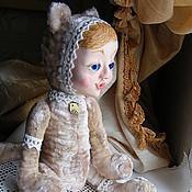 Куклы и игрушки ручной работы. Ярмарка Мастеров - ручная работа Китти-долл. Handmade.