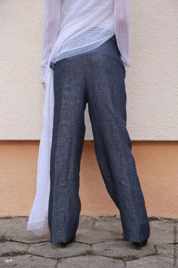 Модные летние брюки доставка