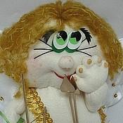Куклы и игрушки ручной работы. Ярмарка Мастеров - ручная работа Кукла Купидончик. Handmade.