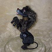Куклы и игрушки ручной работы. Ярмарка Мастеров - ручная работа АРТЕМОН, верный друг Буратино - интерьерная кукла. Handmade.
