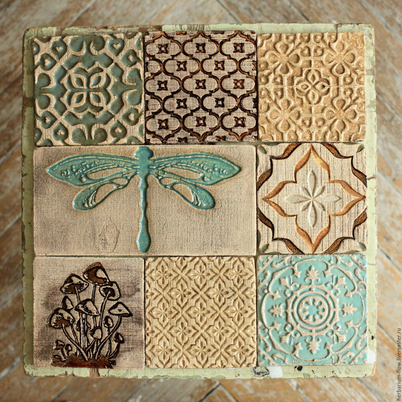 Керамика плитка ручная работа