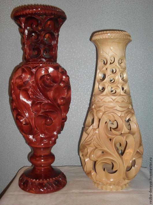 Вазы ручной работы. Ярмарка Мастеров - ручная работа. Купить Декоративные вазы. Handmade. Ваза, подарок