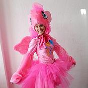 Одежда handmade. Livemaster - original item Pinkie Pie Pony. Animator-actor suit/Cosplay/Masquerade costume. Handmade.
