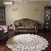 Для дома и интерьера ручной работы. Ярмарка Мастеров - ручная работа Ковёр Шарм 2м40. Handmade.