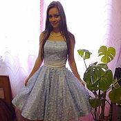 """Одежда ручной работы. Ярмарка Мастеров - ручная работа Вечернее платье """" Стиляги"""". Handmade."""