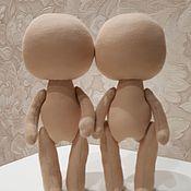 Тыквоголовка ручной работы. Ярмарка Мастеров - ручная работа Кукла текстильная, интерьерная, заготовка.. Handmade.