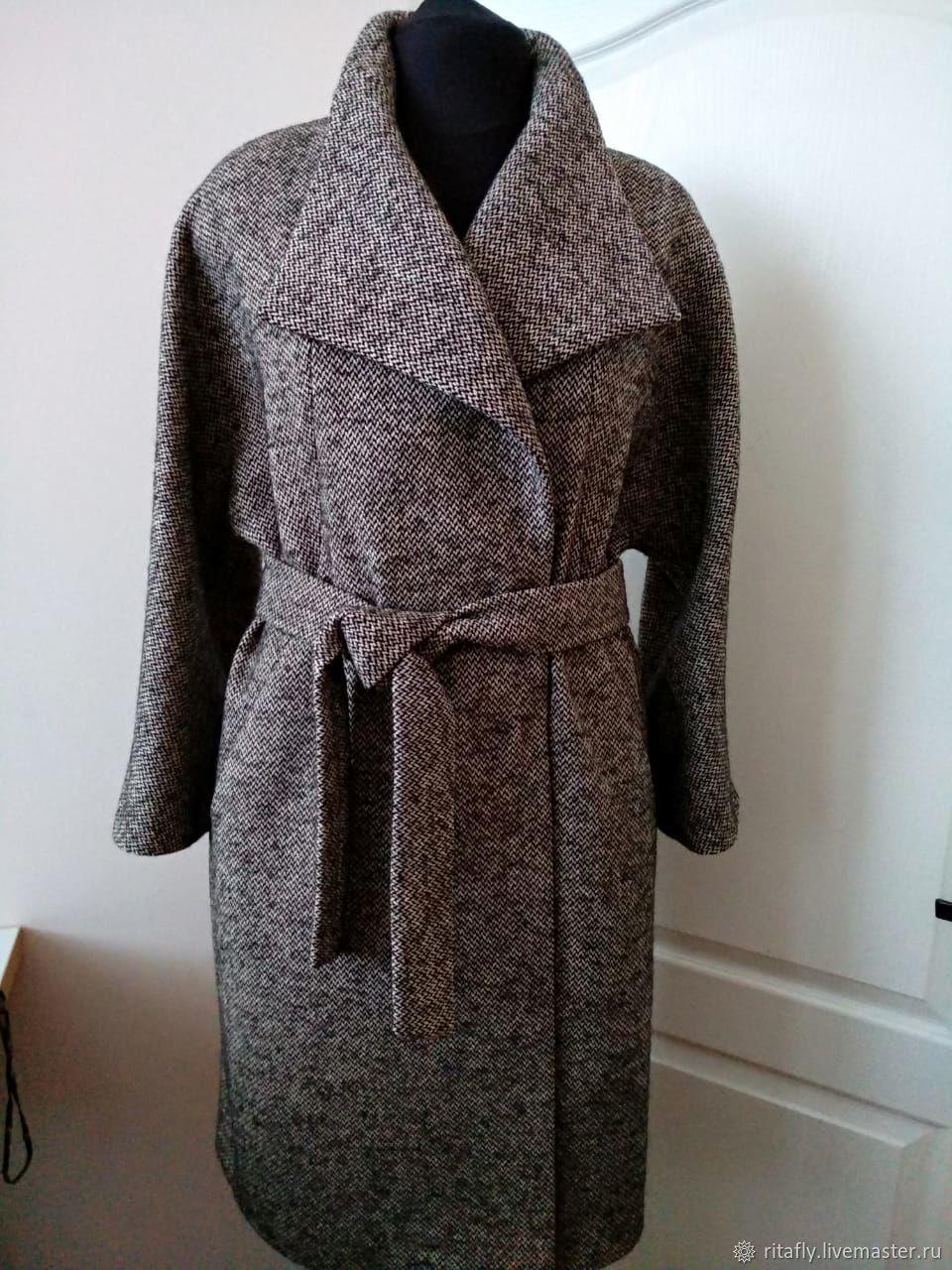Copy of Copy of Copy of Copy of 346: bat coat oversize, Coats, Moscow,  Фото №1