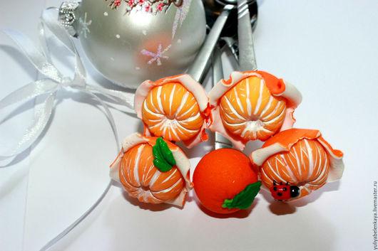 Осталось 2 мандаринки и апельсин в наличии!