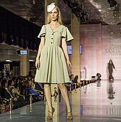 Одежда handmade. Livemaster - original item Designer cocktail dress. Handmade.