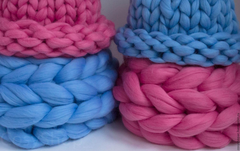 Крупные нитки для вязания екатеринбург