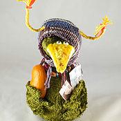 Подарки к праздникам ручной работы. Ярмарка Мастеров - ручная работа Птица счастья-2. Handmade.